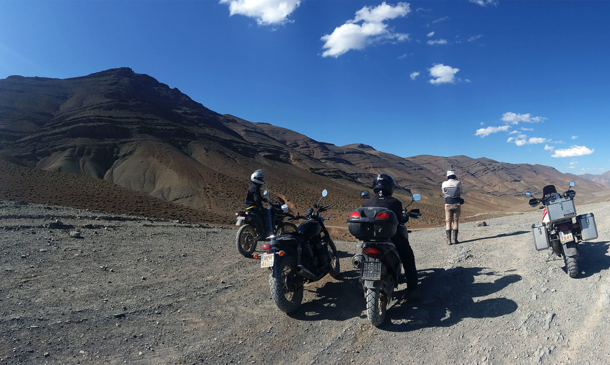 Motorcycle Oddity